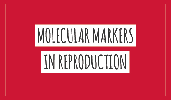 MOLECULAR MARKERS IN REPRODUCTION