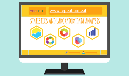 Statistic and laboratory data analysis