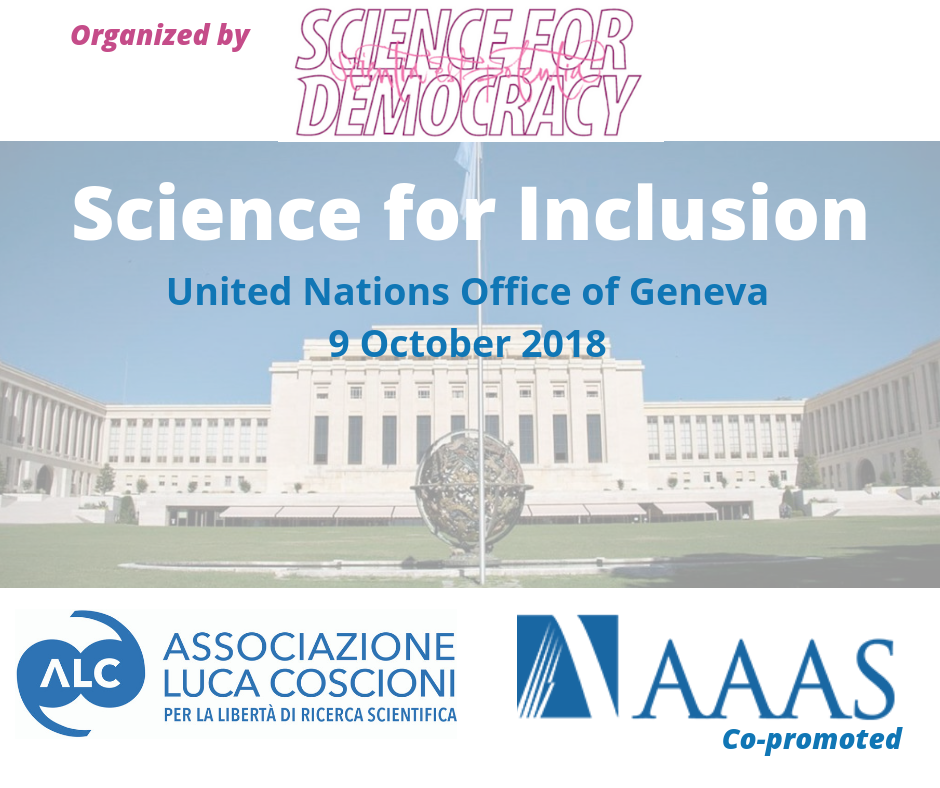 Science for Inclusion meeting