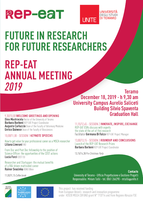 Rep Eat Annual Meeting 2019