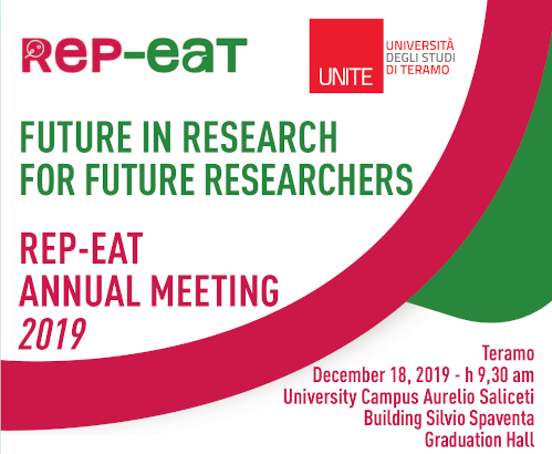 Second REP-EAT annual Meeting 2019: Future in Research for future Researchers