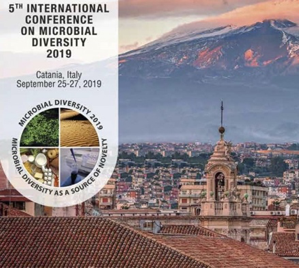 5th International Conference on Microbial Diversity 2019