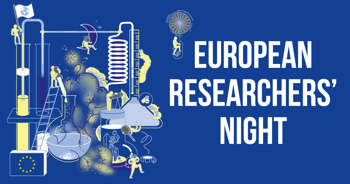European Researcher's night 2018
