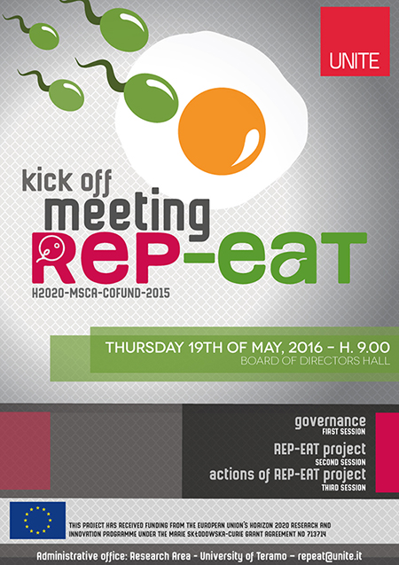 "Kick-off meeting  ""Rep-Eat"""